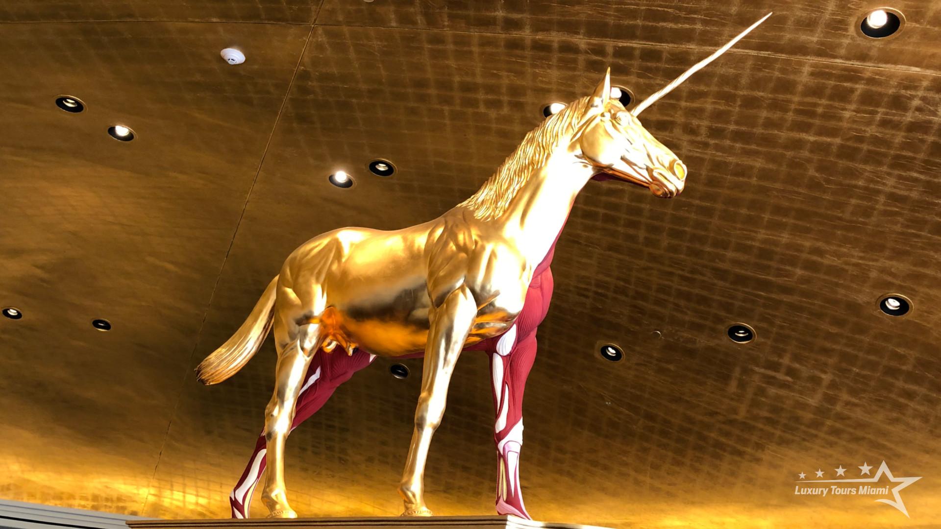 "The ""Faena Unicorn"""