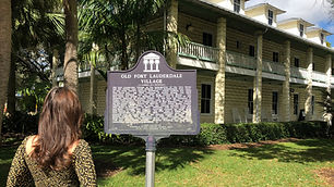 Explore Fort Lauderdale's rich history on this guided tour of the city center historic museums