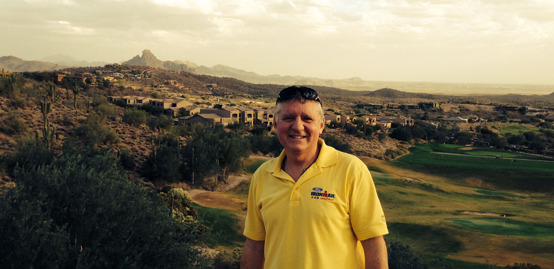 Ask Gene about sporting events such as marathon running or golf