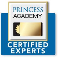 Princess Cruises certified experts
