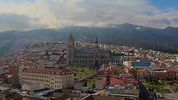 Ecuador's Capital, Quito
