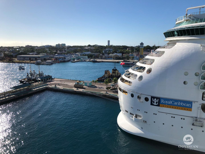 Aft and Port, Bahamas