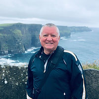 Travel Gene at the Cliffs of Moher, Irel