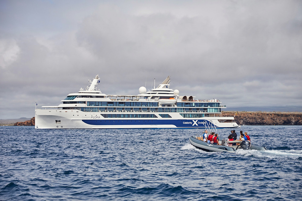 Expedition-style shore excursions are included in your cruise fare and executed on purpose-built Zodiacs for small groups of up to 12 guests only