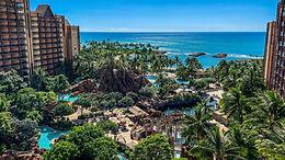 Aulani, a Disney Resort & Spa in Oahu, Hawaii