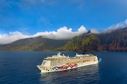 Pride of America, Hawaii's only dedicated cruise ship