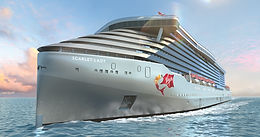 Virgin Voyages - Scarlet Lady