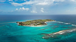 Sir Richard Branson's Necker Island