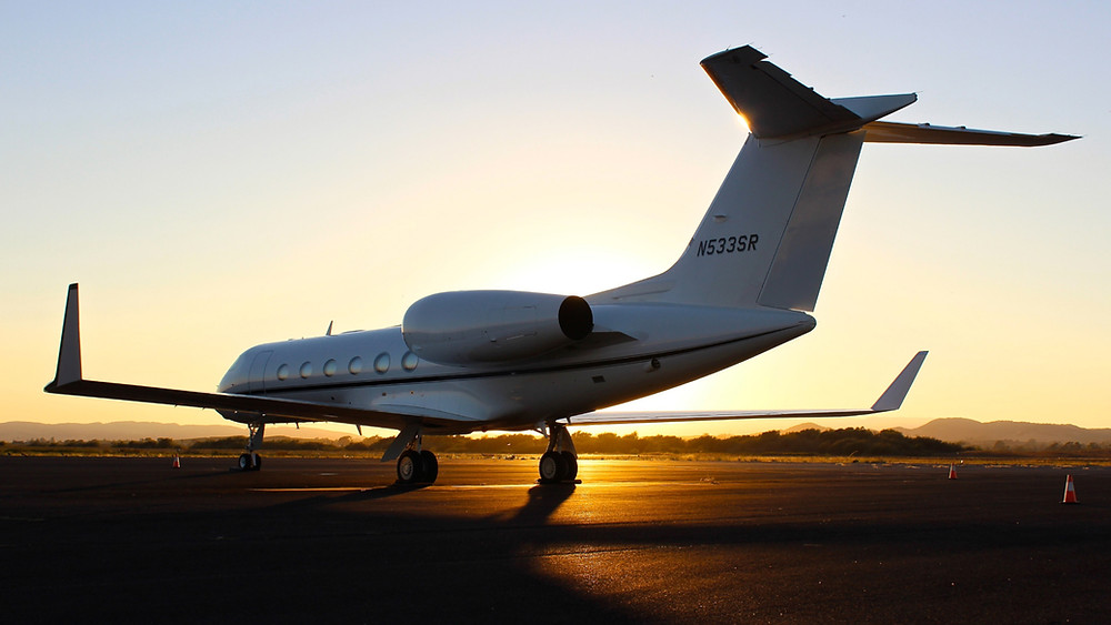 Private jet charter to Hawaii