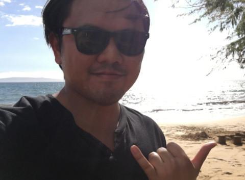 Resident Hawai'i writer, Adrian