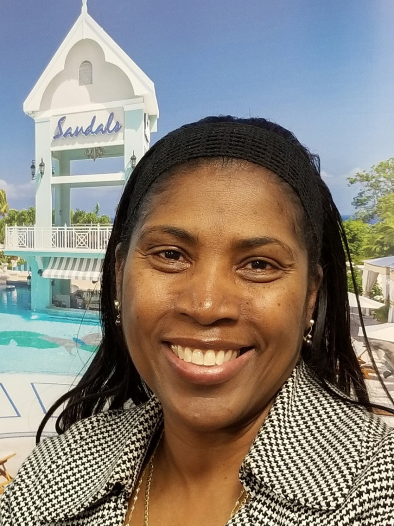 Honeymoons & Destination Weddings Specialist and also Sandals Specialist, Yvonne Campbell