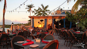 Perched on the water, this local landmark serves up great food with an unbeatable view of the sunset.