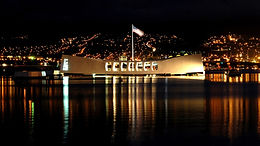 Pearl Harbor National Memorial and the USS Arizona Memorial