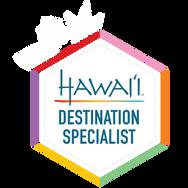 Hawaii Destination Specialist travel agents