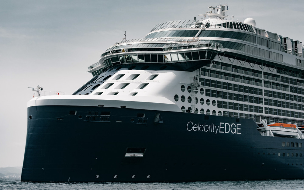 Celebrity Edge cruise ship and extra inclusive cruise vacation