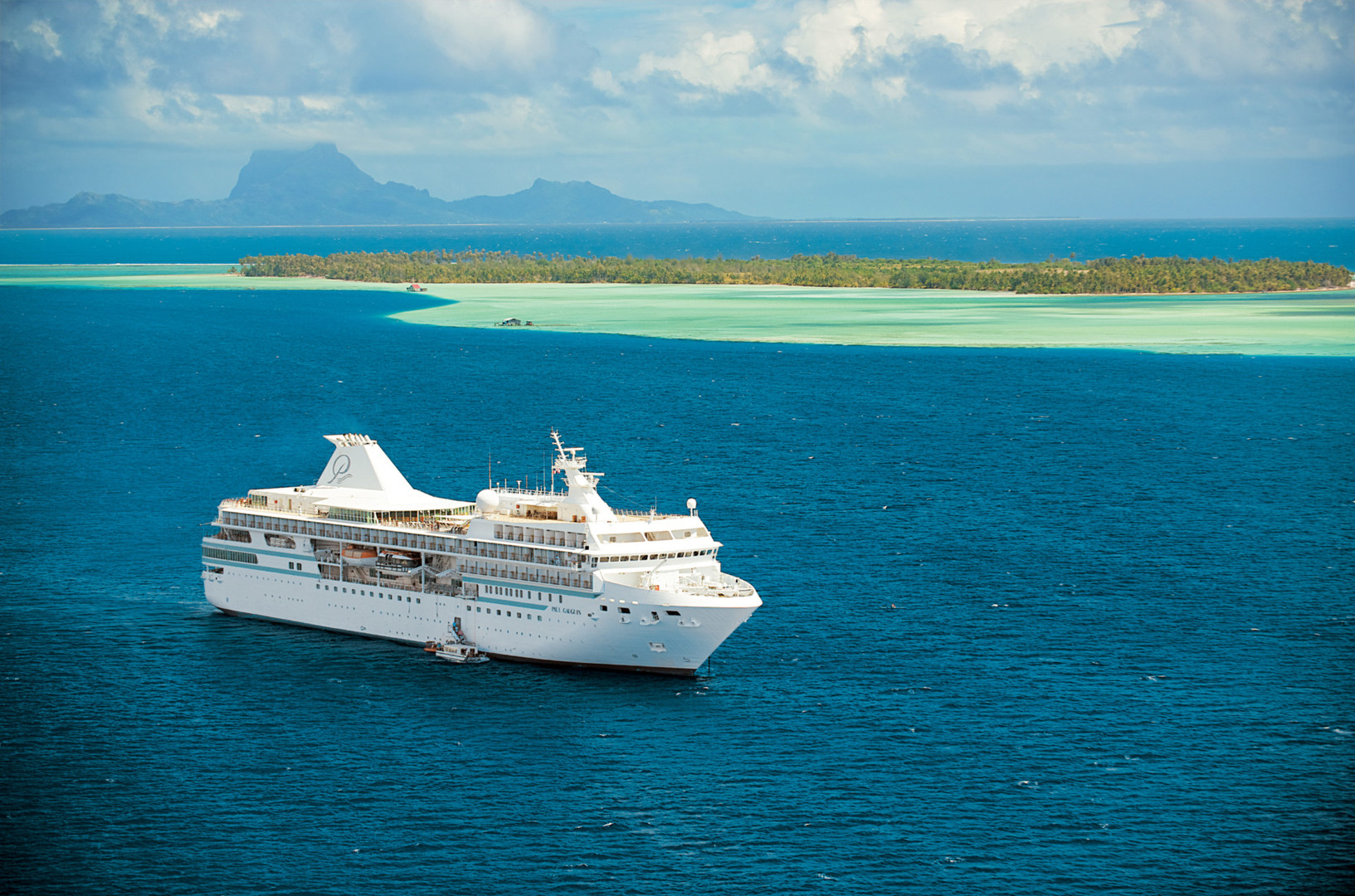 MS Paul Gauguin in French Polynesia
