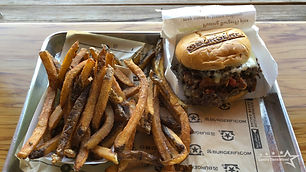 Located just up the road from beautiful Sonesta Fort Lauderdale Beach, they've got juicy burgers and generous portions of fries!