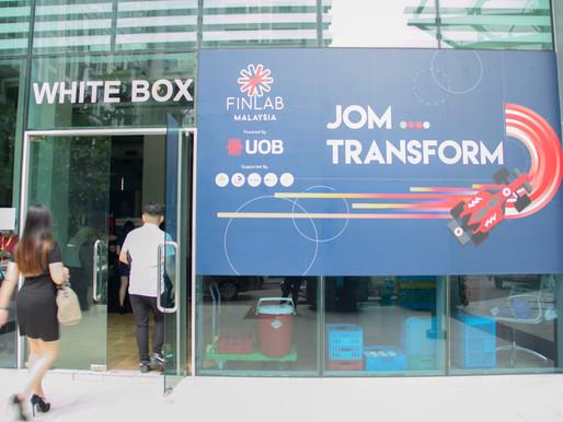 UOB Finlab Malaysia - Jom Transform