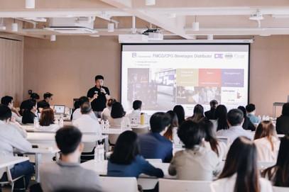 UOB Finlab Thailand Technology Partner Showcase