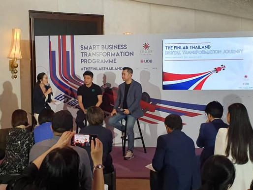 UOB Thailand Finlab SME Showcase Day