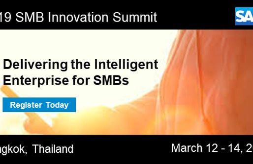 SAP 2019 SMB Innovation Summit