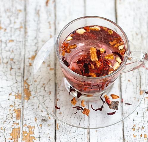 Loose Herbal & Fruit Tea Blends