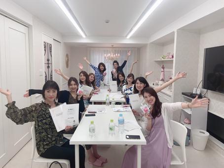 🎀美バストケア&グルテンフリー コラボレッスン in 大阪🎀 July 4