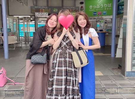 乳がんを患って17年の女性に会いに奈良へ