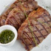 Trio Angus (Bife de Chorizo, Bife Ancho e Picanha)