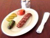 Beef Kafta Kabob