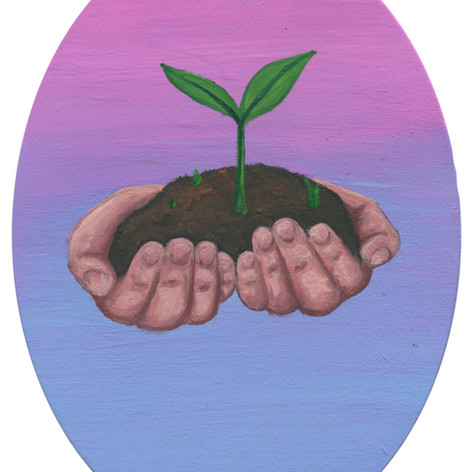 Sprouting Hands