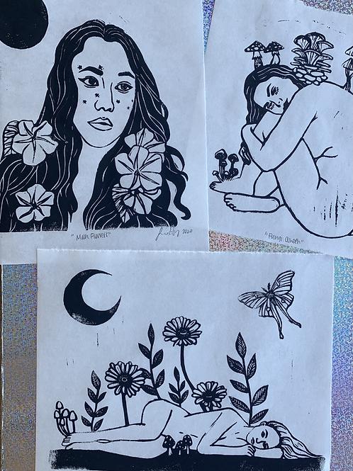 Plant Goddess Commission