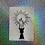 "Thumbnail: ""Illusions"" Linocut Print"