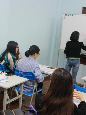 Lớp tiếng Trung A1