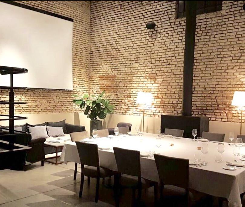 El VIP, un espacio privado para disfrutar de una gran velada.