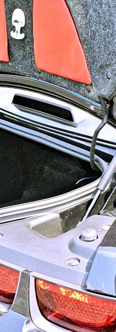 Camaro Trunk
