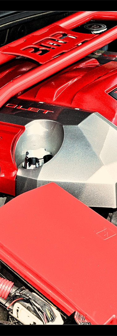Camaro Engine