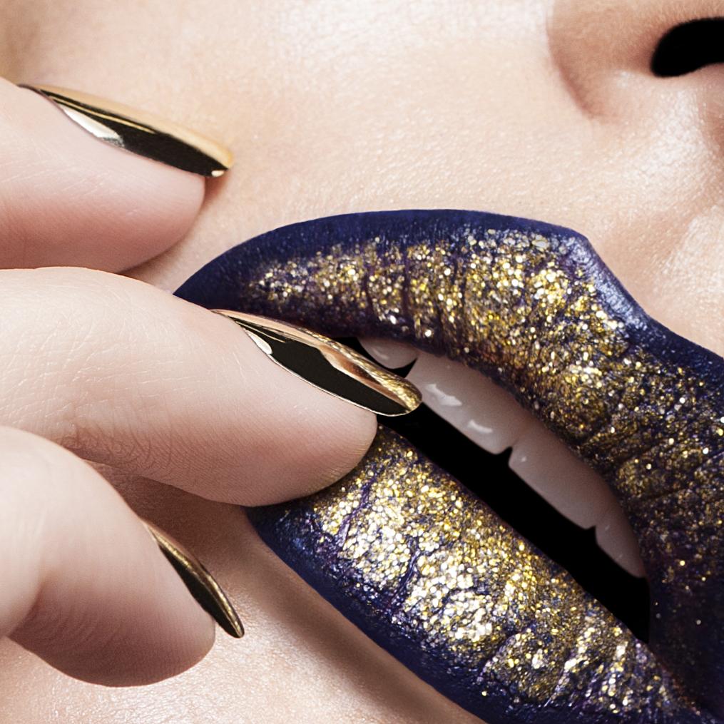 Glitter Lips 1