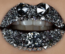 Guinness World Record Most Valuable Lip Art