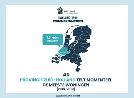 Woningvoorraad Provincie: Zuid-Holland!
