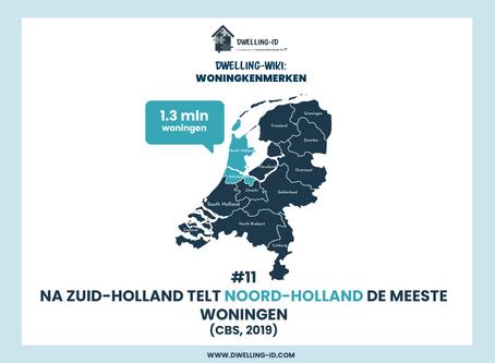Woningvoorraad: Noord-Holland