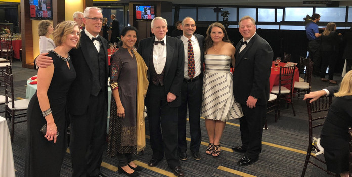 Drs. Neumar, Bartlett, Mahajan, and Gunnerson