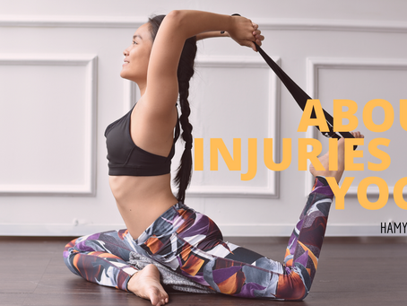 About Injuries in Yoga