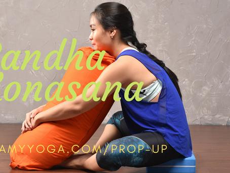 Bandha Konasana - Tư thế Cánh Bướm trong Yoga