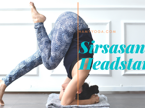 Prop Up: Steps to Sirsasana, Safely