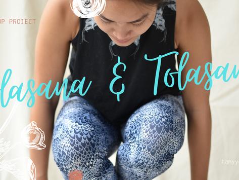 Cơ bản về Thăng Bằng Tay trong Yoga - Lolasana & Tolasana