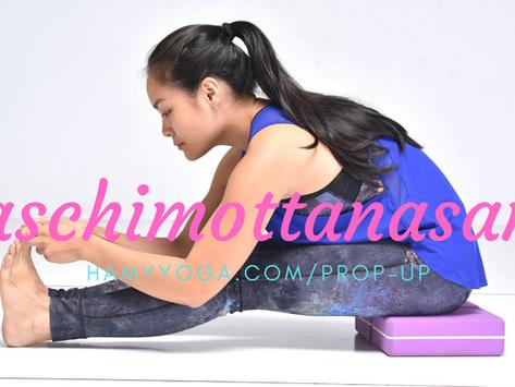 Paschimottanasana - Tư thế Ngồi Cúi Gập Trước trong Yoga