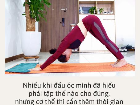 Tập Đúng - Tập Sai trong Yoga?