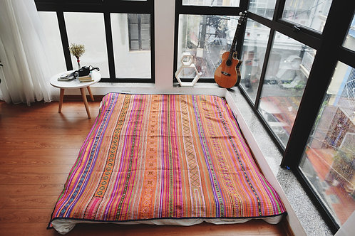 H'Mong Blanket - Colorful