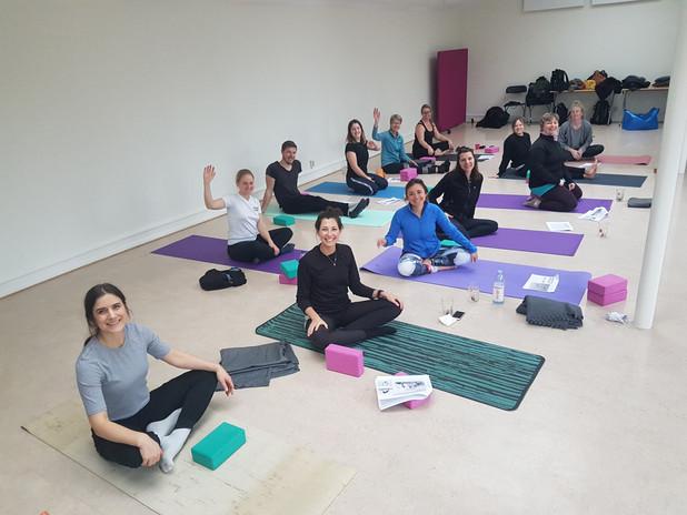 Yoga workshops Sweden